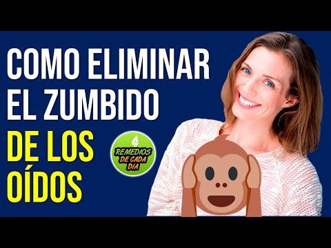 EL REMEDIO MILAGROSO PARA QUITAR ZUMBIDO EN EL OIDO YA MISMO