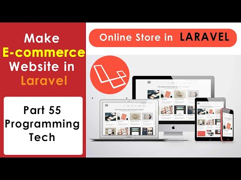 Ecommerce Website in Laravel || Order Review Page (ii) || Part 55