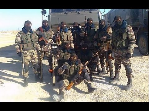 فيديو مسرب.. مرتزقة الفاغنر الروس -ضربوا وقطعوا رأس رجل سوري-  - نشر قبل 1 ساعة