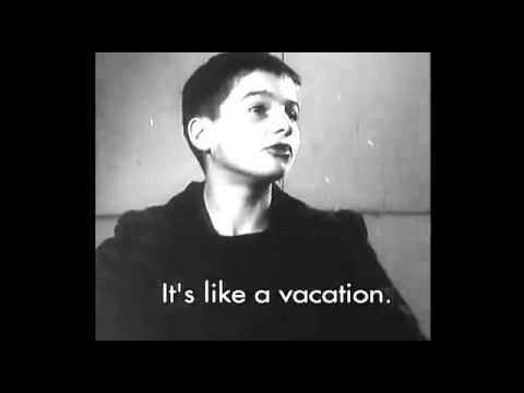 Jean-Pierre Léaud 's First Audition For The 400 Blows