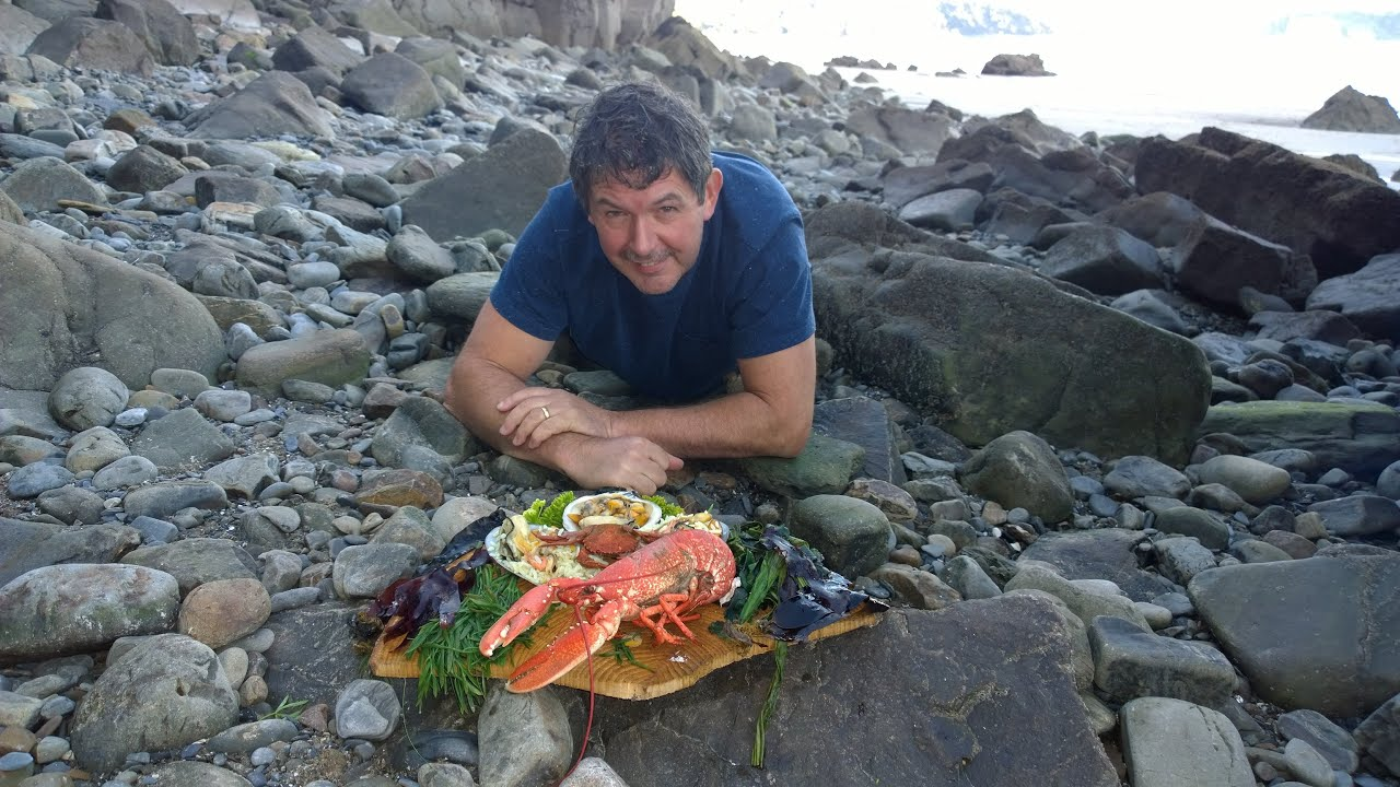 My Journey On How To Make A Career From Coastal Foraging  Whilst Living The Dream