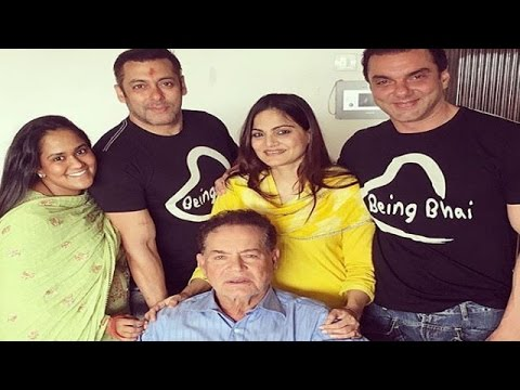 Salman Khan Celebrated Raksha Bandhan With His Sister Arpita Khan | Bollywood News