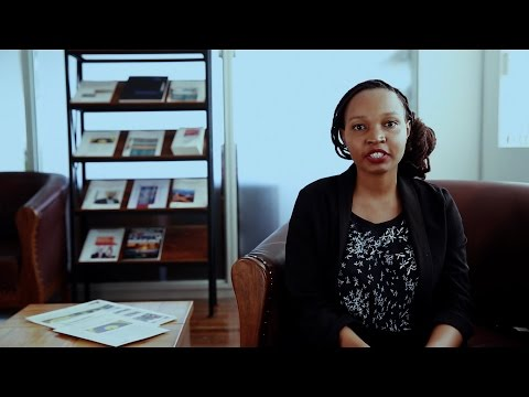 Listen to Catherine, talking about her experiences & opportunities with PwC Tanzania