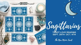 Sagittarius ♐ They Want To Try Again. But You Don't Care. Sagittarius Tarot Reading September 2020