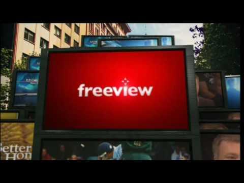 Freeview Australia - 15 sec TVC