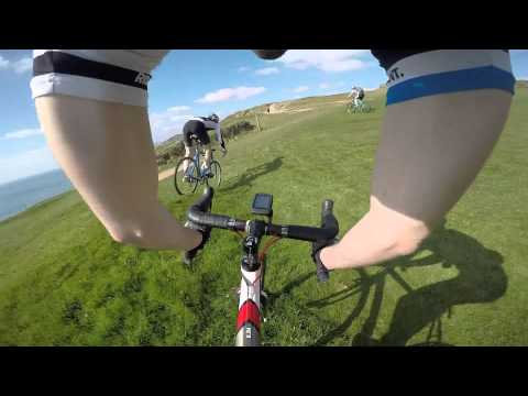 Coastal Path Ride from Plymouth to Looe- University Plymouth Cycling