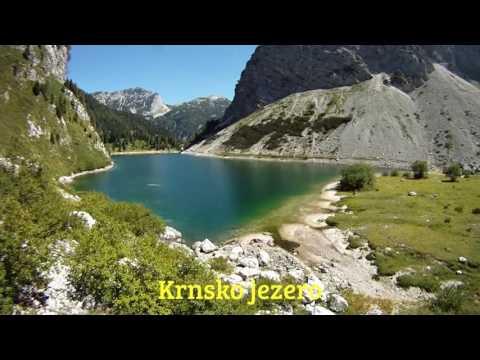 Soča Valley 2016, Slovenia - Soča River - (Krn lake,Virje waterfall, Glijun source, Možnica gorges)