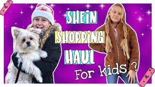 Shein Try on Shopping Haul  | MaVie Noelle Vlogmas 2018