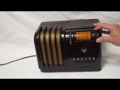 Airline 93WG-602B Radio (1939)