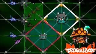 DragonBox: Elements - Geometry Proofs #6. Fun game for kids.