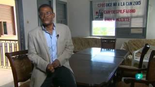 """Andres Esono """"Sí muere Obiang Nguema Mbasogo sin transición"""""""