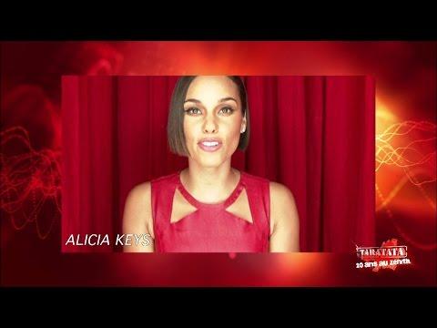 """""""Happy Birthday Taratata"""" D'Alicia Keys (+ Best Of 20 Ans De Taratata)"""