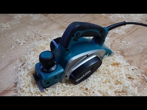 Best 2018 Makita 3-1/4″ 6.5A Corded Planer – In Depth Review and Tutorial
