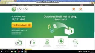 Cách tải nhạc từ zing mp3, nhaccuatui, youtube,... free