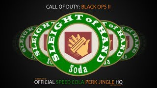 Perk-A-Cola Jingles: Speed Cola
