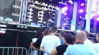 Koncert Record Live & DANCE AKORD Ostróda 2014