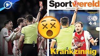 VIDEO: La presse néerlandaise enrage sur la folie de l'arbitre de Chelsea-Ajax | Revue de presse