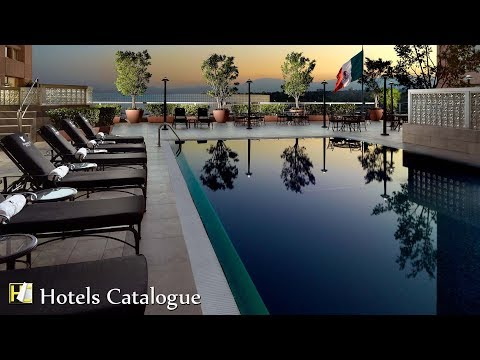 JW Marriott Mexico City Hotel Tour - Luxury Hotel Mexico City - 5-Star Hotel