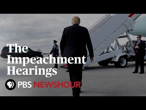 Фото Watch live the trump impeachment hearings judiciary committee day 2
