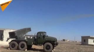 بالفيديو...الزخم العملياتي السوري يفجر المفاجآت ويصل ضفاف بحيرة الأسد
