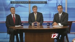 Newsmakers Campaign 2014 Debate: RI Lt. Governor Primary (D)