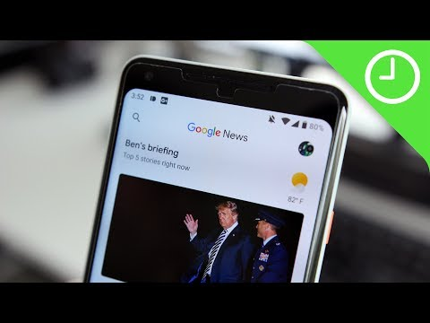 Hands-on with Google News