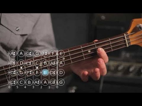 how-to-play-a-c-major-scale-|-bass-guitar