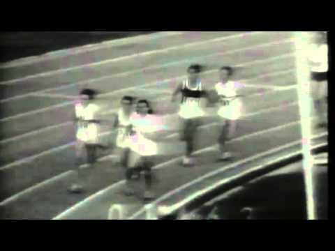 2760 European Track & Field 1969 800m Women