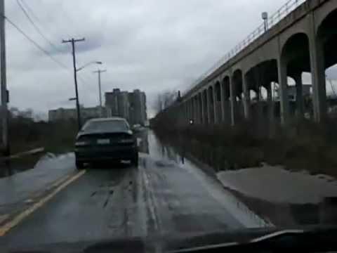 Hurricane Sandy Aftermath - Arverne, NYC