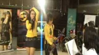 Rinada RockMantic Live  'HITS' IMtv Song Tlp donk aku