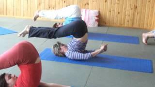 Хатха йога. Упражнения. Видео(Хатха йога. Упражнения. Видео., 2011-11-27T18:09:32.000Z)