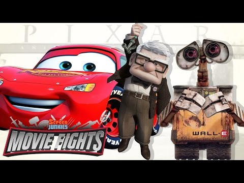 Which Pixar Movie Deserves a LiveAction Reboot?  MOVIE FIGHTS!! 100th Episode!