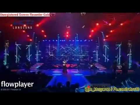 KOTAK Feat Niki Astria   Panggung Sandiwara Launching Terbaik - 12-11-2012
