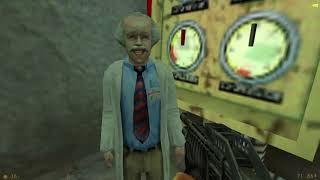 Let's Play Half-Life Pt. 06 - It Actually is Rocket Science
