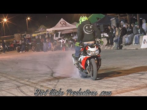 TRAVIS UPCHURCH VS. MIKE JENSEN - 2018 PRO SEMI FINALS - STREET BIKE FREESTYLE CHAMPIONSHIP