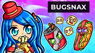 I'm in LOVE with Bugsnax!
