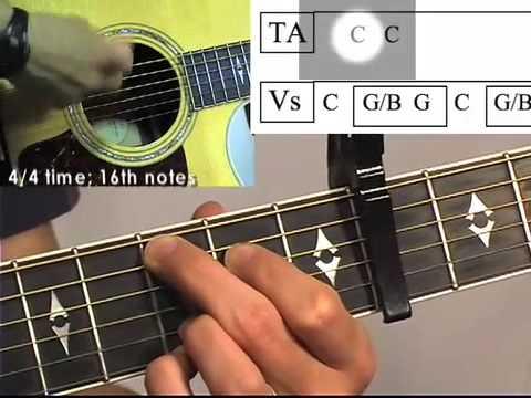Chosen Generation Guitar Lesson Passion 2010 Chris Tomlin