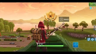 Fortnite BR Season 5 weak 2 secret battle star location + FREE TIER