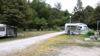 Camp Koren - Kobarid - camping Slovenia