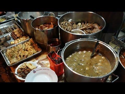 mantul-dan-enak!!!-gudeg-ibu-kota-jogja---kuliner-tengah-malam-yogyakarta-street-food