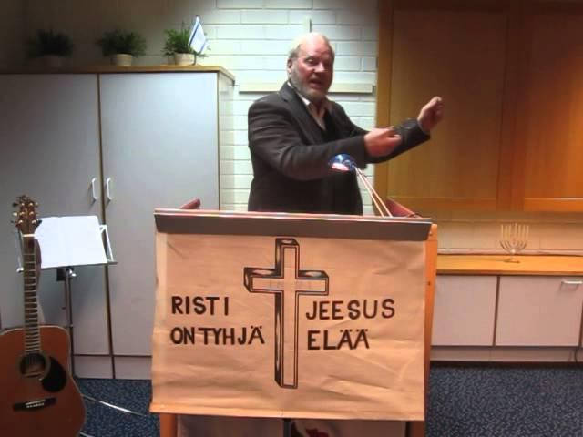 Apostolit ennen ja nyt! -  Puhe Turussa 5.4.2014