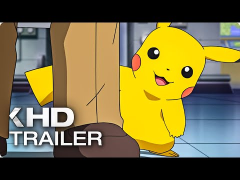 POKEMON: Der Film Trailer German Deutsch (2018)