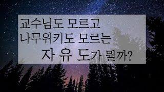 [수식 없는 통계]자유도