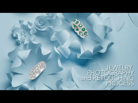 Jewelry Campaign Photoshoot Youtube