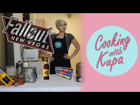 Cooking with Kupa | Fallout New Vegas Party Appetizers!