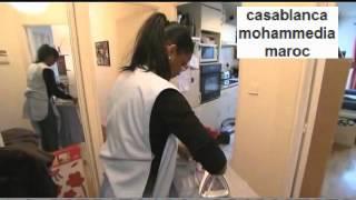 je cherche femme de ménage marrakech
