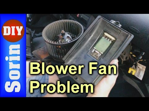 Blower Fan Problem - Not Working On Speeds 1,2,3 (Seat Leon 1m / Toledo 2)