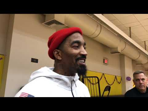 JR Smith finally feeling better about the Cavs