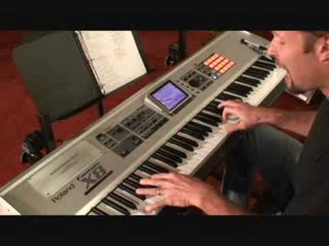 Worship Lessons on Piano with Ward Fenley, part 6 (Undignified)