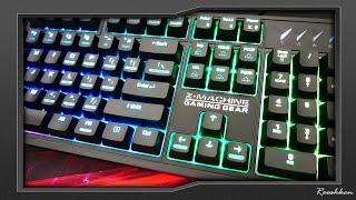 Zalman ZM-900K - Niedroga klawiatura mechaniczna z RGB